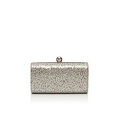 Carvela - Metal 'Denise' clutch bag