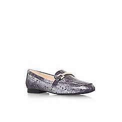 Nine West - Black 'Lastcall3' flat slip on loafer