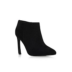 Nine West - Black 'Sheelah' high heel ankle shoe boot