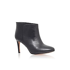 Nine West - Black 'Valid' high heel ankle boot