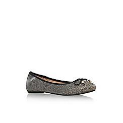 Carvela - Metal 'Melody' flat ballerina shoe