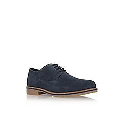 KG Kurt Geiger - Blue 'Ashford' lace up shoe