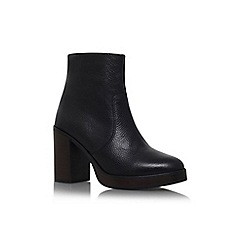 Carvela - Black 'Sharon' high heel ankle boot