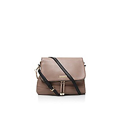 Carvela - Brown 'Delta' large handbag with shoulder strap