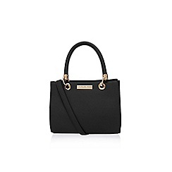 Carvela - Black 'Dea' mini shoulder handbag