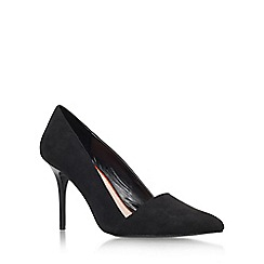Carvela - Black 'Able' high heel court shoe