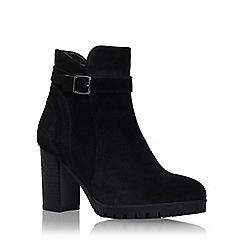 Carvela - Black 'Support' high heel ankle boot