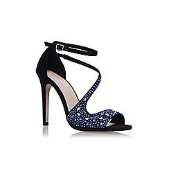 Carvela - Blue 'Leo' high heel sandal
