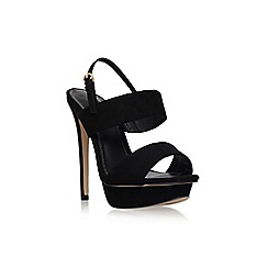 Lipsy - Black 'Grace' high heel platform sandal