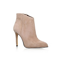 Vince Camuto - Taupe 'Lorenza' high heel shoe boots