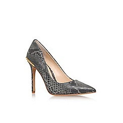 Vince Camuto - Grey 'Nalda' high heel court shoe