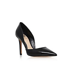 Vince Camuto - Black 'Rowin' high heel court shoe