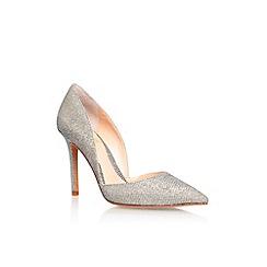 Vince Camuto - Gold 'Rowin' high heel court shoe