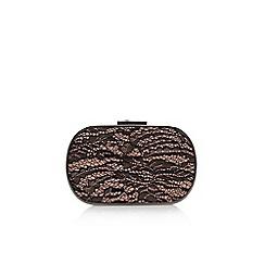 Carvela - Black 'Demure' clutch bag
