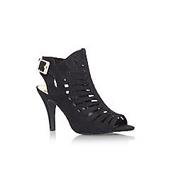 Nine West - Black 'Suite2' high heel sandals