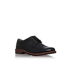 KG Kurt Geiger - Black 'Vaughan' lace up formal shoe