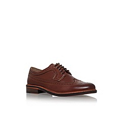 KG Kurt Geiger - Brown 'Vaughan' lace up formal shoe