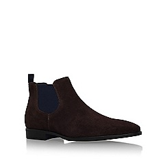 KG Kurt Geiger - Brown 'Lesley' chelsea boot