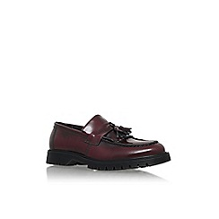 KG Kurt Geiger - Wine 'Sidney' flat slip on loafer