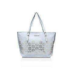 Nine West - Blue 'It girl tote LG' handbag with shoulder strap