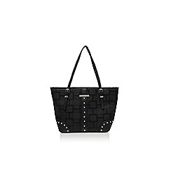 Nine West - Black 'It girl shopper sm' large handbag