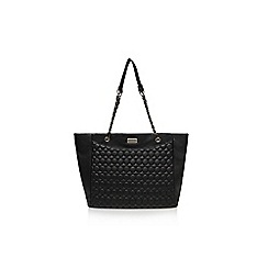 Nine West - Black 'Rhonda tote lg' large tote bag