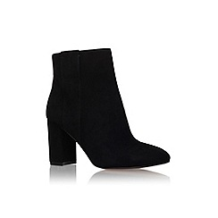 Nine West - Black 'whynot' high heel ankle boot