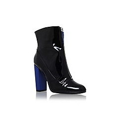 Carvela - Black 'Stephan' high heel ankle boot
