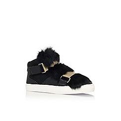 Carvela - Black 'Lovely' flat sneaker