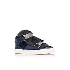 Carvela - Black 'Lovely' flat sneaker