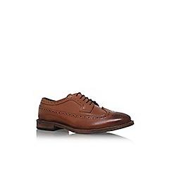 KG Kurt Geiger - Brown 'Blackheath' lace up shoe