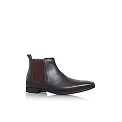 KG Kurt Geiger - Brown 'Bracknell' slip on boot
