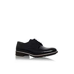 KG Kurt Geiger - Black 'Bridlington' lace up shoe