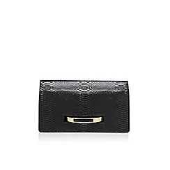 Nine West - Black 'Nori clutch md' handbag with chain