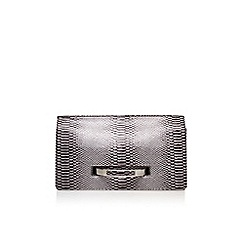 Nine West - Brown 'Nori clutch md' handbag with chain