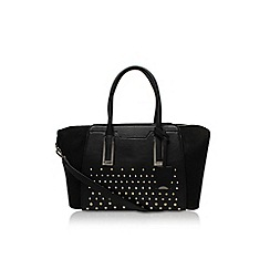 Nine West - Black 'feeling slouchy satchel' handbag