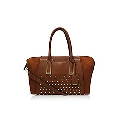 Nine West - Tan 'feeling slouchy satchel' handbag
