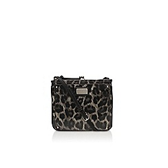 Nine West - Brown 'Jaya cb' medium handbag with shoulder chain