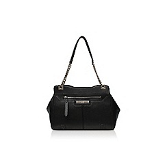 Nine West - Black 'Abbie shoulder' large handbag