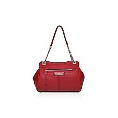 Nine West - Red 'Abbie' shoulder handbag