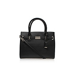 Nine West - Black 'Internal affairs tote' large handbag