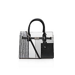 Nine West - Black 'Internal affairs tote' handbag with shoulder strap