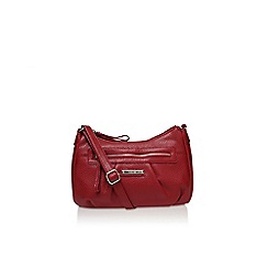 Nine West - Red 'Stone Time Cb' handbag with shoulder strap
