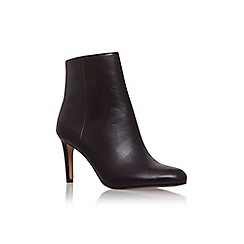 Vince Camuto - Brown 'Cloey' high heel ankle boot