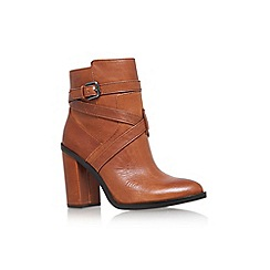Vince Camuto - Gravell brown high heel ankle boot