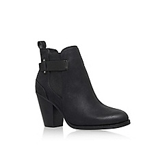 Vince Camuto - Black 'Hayes' high heel ankle boot