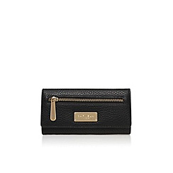 Carvela - Black 'Clemmie zip wallet' purse