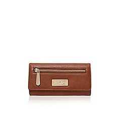 Carvela - Tan 'Clemmie zip wallet' purse