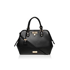 Carvela - Black 'Claire winged tote' handbag