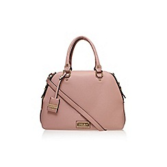 Carvela - Pale pink 'Callie domed bag' handbag